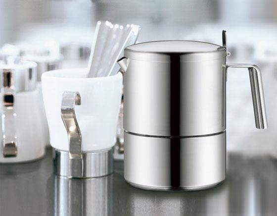 Кофеварка для эспрессо на 6 чашек WMF Kult WMF 06 3101 6030 фото 1