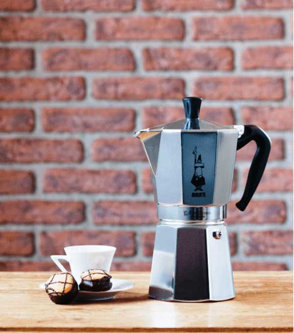 """Кофеварка гейзерная """"Moka express"""" на 9 чашек Bialetti  MOKA EXPRESS, серебристый Bialetti 0001165X4 фото 2"""