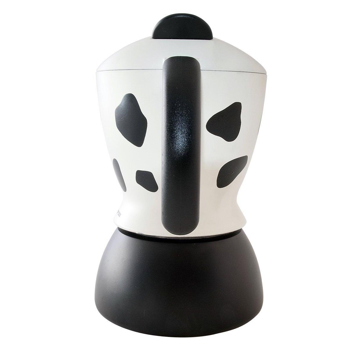 "Кофеварка гейзерная ""Mukka"" на 2 чашки Bialetti MUKKA, черный с белым Bialetti 0003418/NP фото 3"