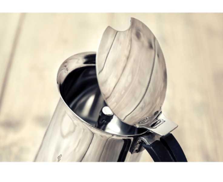 """Кофеварка гейзерная индукционная """"Kitty"""" на 6 чашек Bialetti KITTY, серебристый Bialetti 0004883IN фото 8"""