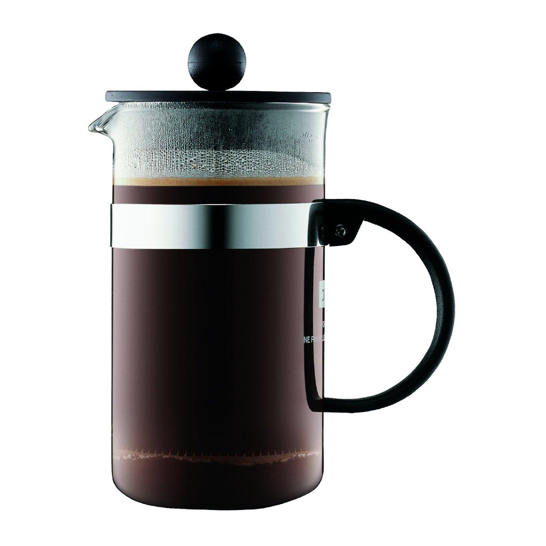 Онлайн каталог PROMENU: Кофейник Bodum Bistro, 0,35 л, черный                               1573-01