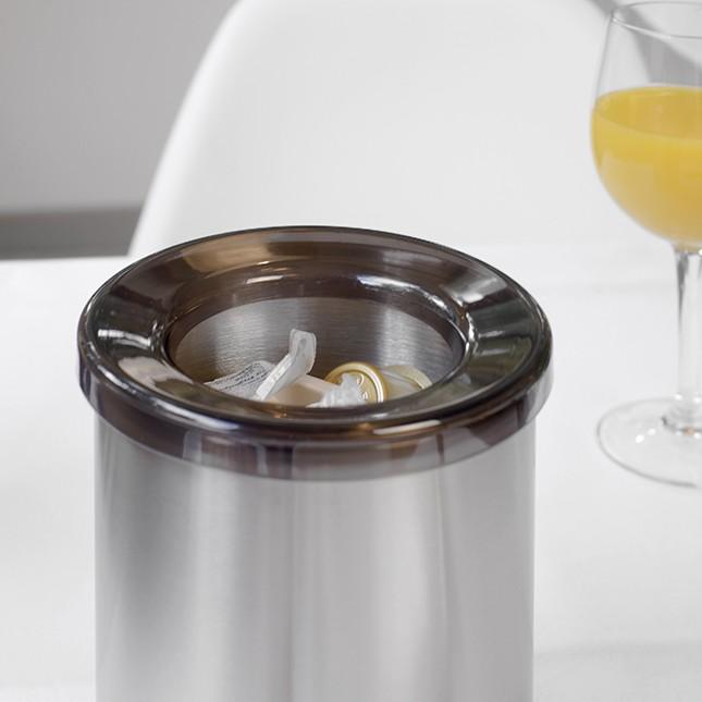 Контейнер для мусора настольный с пластиковым кольцом Brabantia Brabantia 477386 фото 2