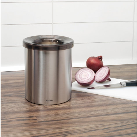 Контейнер для мусора настольный с пластиковым кольцом Brabantia Brabantia 477386 фото 5