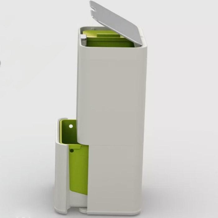 Контейнер для сортировки мусора Joseph Joseph totem, 50 л, 40х30х65,6 см, белый Joseph Joseph 30003 фото 5