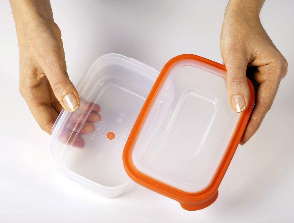 Набор контейнеров для хранения продуктов Joseph Joseph nest, прямоугольные, 0,2 и 0,5 л, 2 предмета Joseph Joseph 81012 фото 2