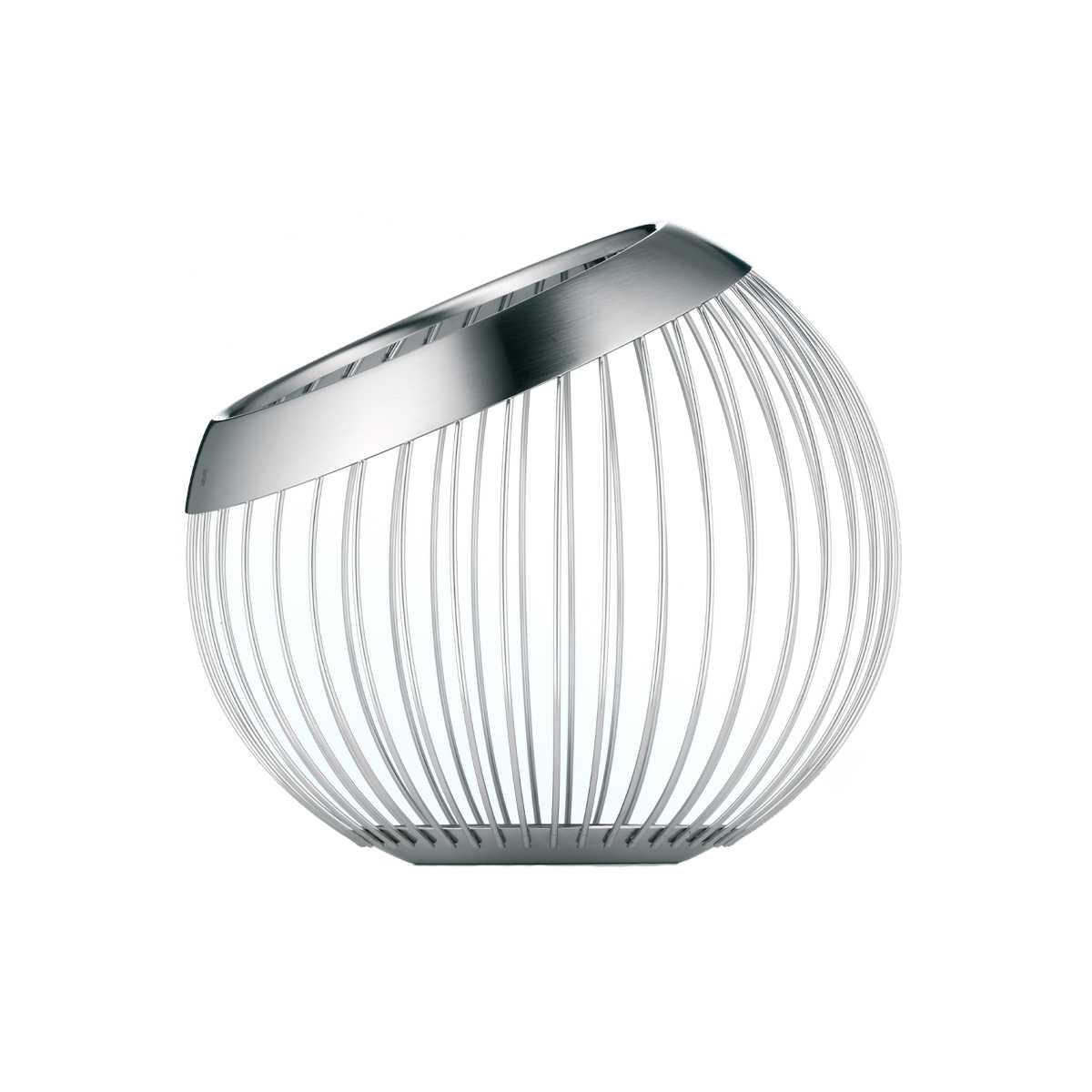 Корзина WMF HOME DECOR, диаметр 13 см, ширина 18,5 см, серебристый WMF 06 6507 6030 фото 2