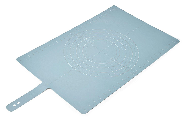 Онлайн каталог PROMENU: Коврик для теста с мерными делениями roll-up Joseph Joseph, 38x58 см, голубой Joseph Joseph 20097