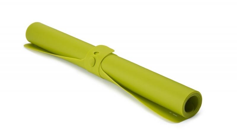 Онлайн каталог PROMENU: Коврик для теста с мерными делениями roll-up Joseph Joseph, 38х58 см, зеленый Joseph Joseph 20031