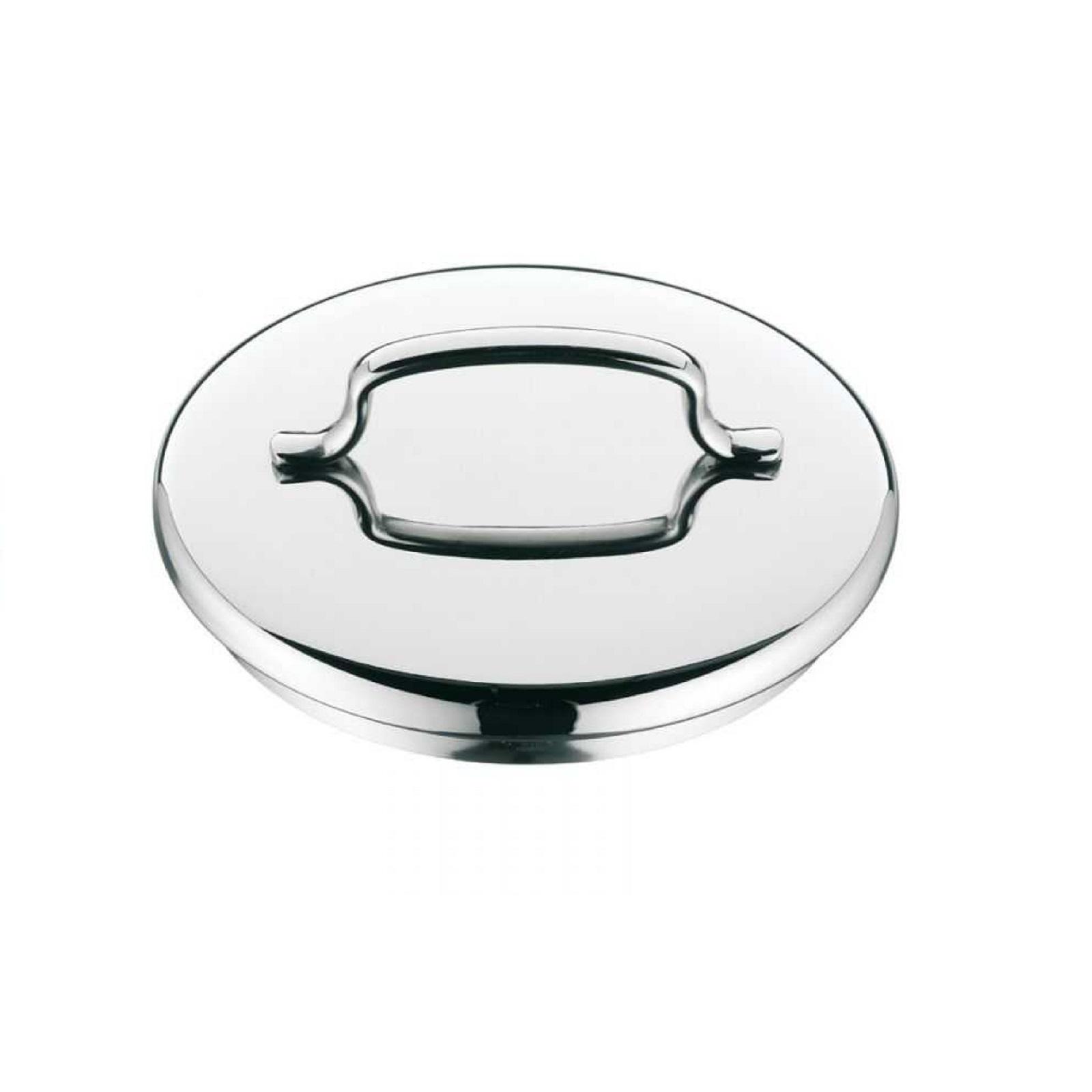 Крышка для кастрюли WMF MINI, диаметр 12 см, серебристый WMF 07 1281 6040 фото 1