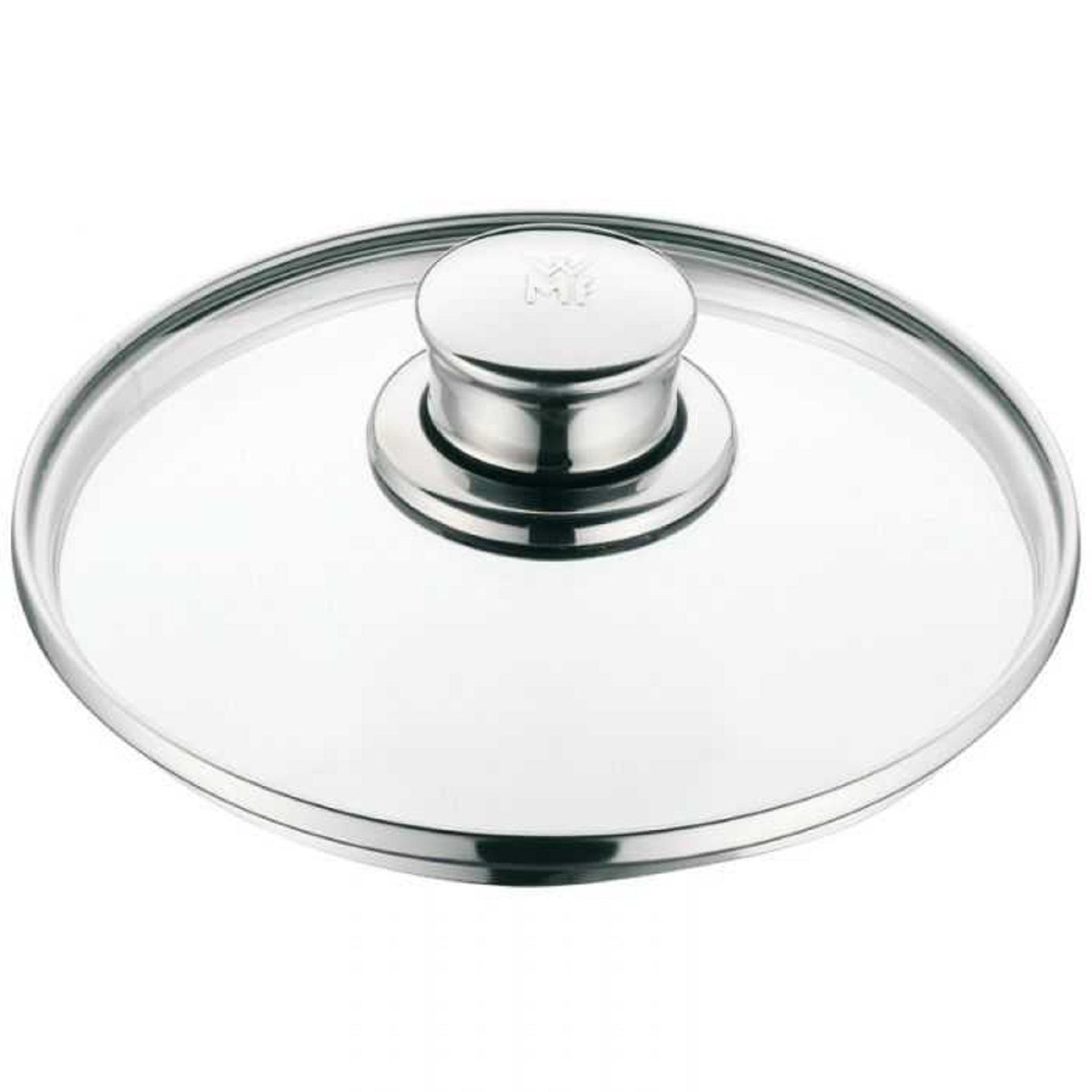 Онлайн каталог PROMENU: Крышка для кастрюли WMF DIADEM PLUS, диаметр 16 см, прозрачный WMF 07 3717 6040