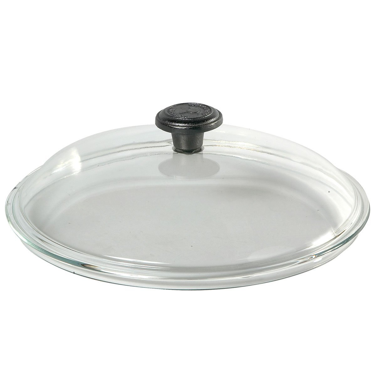 Крышка кухонная, стеклянная Skeppshult LIDS, диаметр 28 см, прозрачный Skeppshult 0510GL фото 0