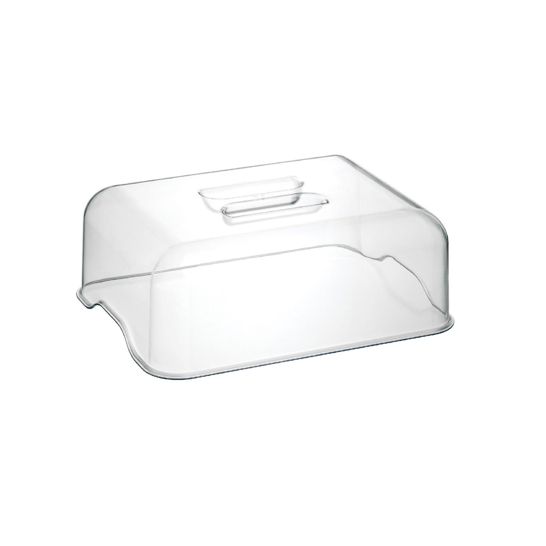 Крышка пластиковая WMF, 29х20 см, прозрачный WMF 08 0125 0300 фото 1