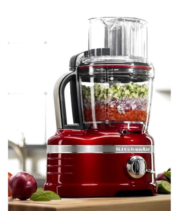 Кухонный комбайн KitchenAid Artisan, объем 4 л, карамельное яблоко KitchenAid 5KFP1644ECA фото 5