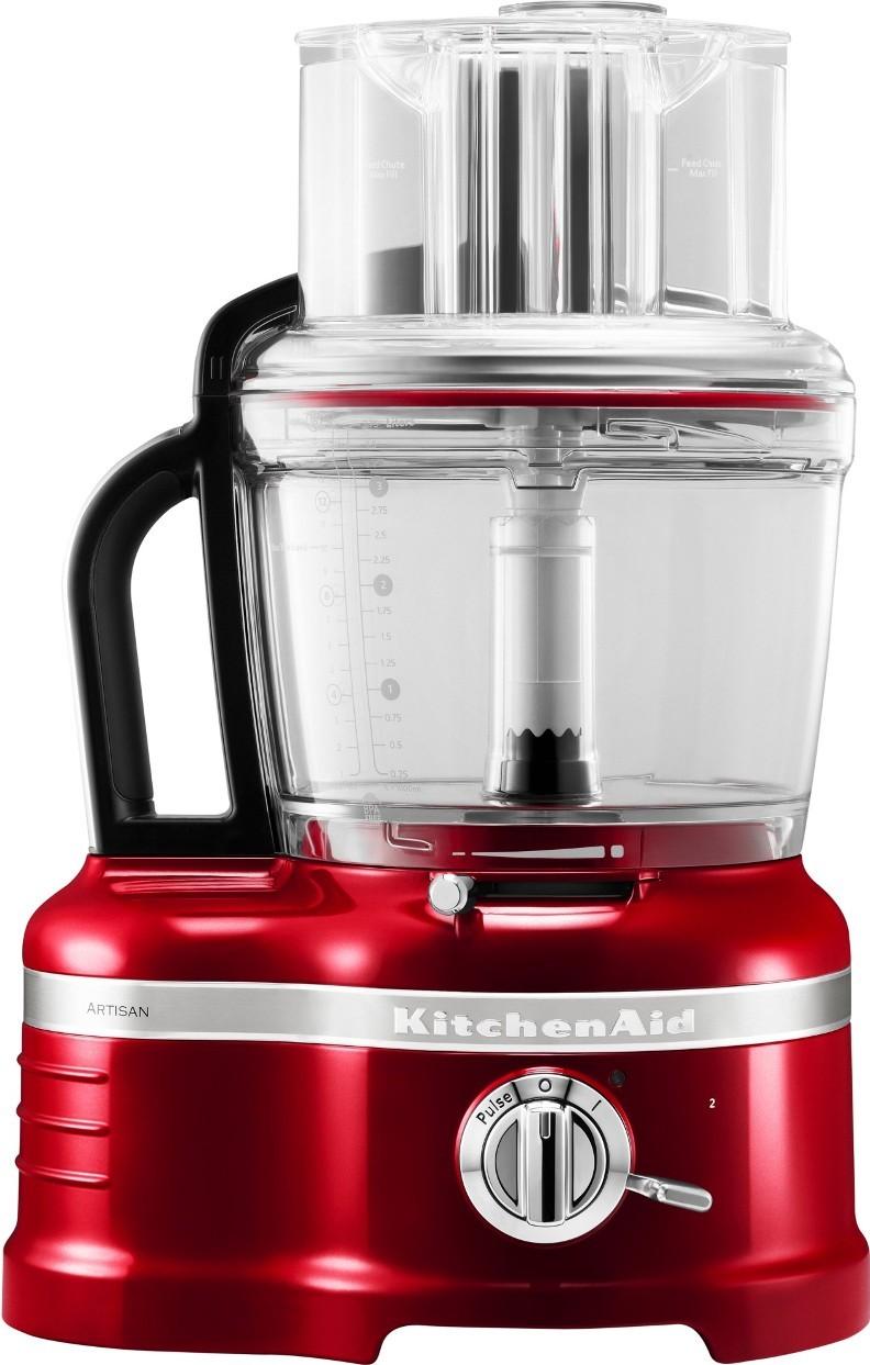 Онлайн каталог PROMENU: Кухонный комбайн KitchenAid Artisan, объем 4 л, красный KitchenAid 5KFP1644EER