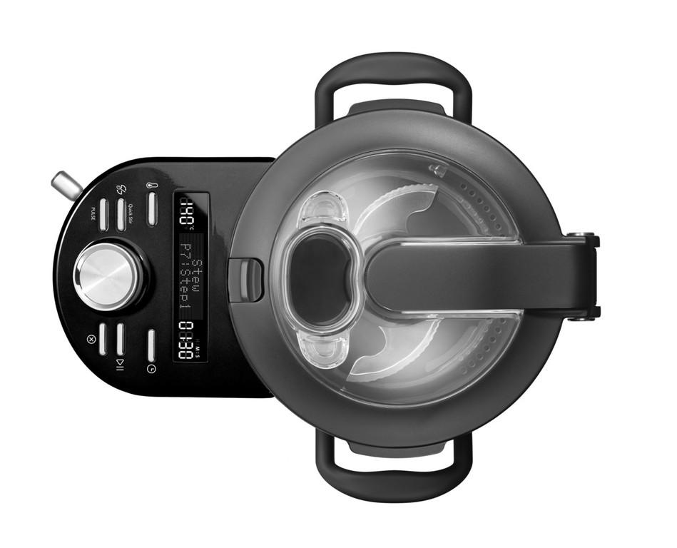 Кулинарный процессор KitchenAid Artisan, объем 4,5 л, черный KitchenAid 5KCF0103EОВ фото 5
