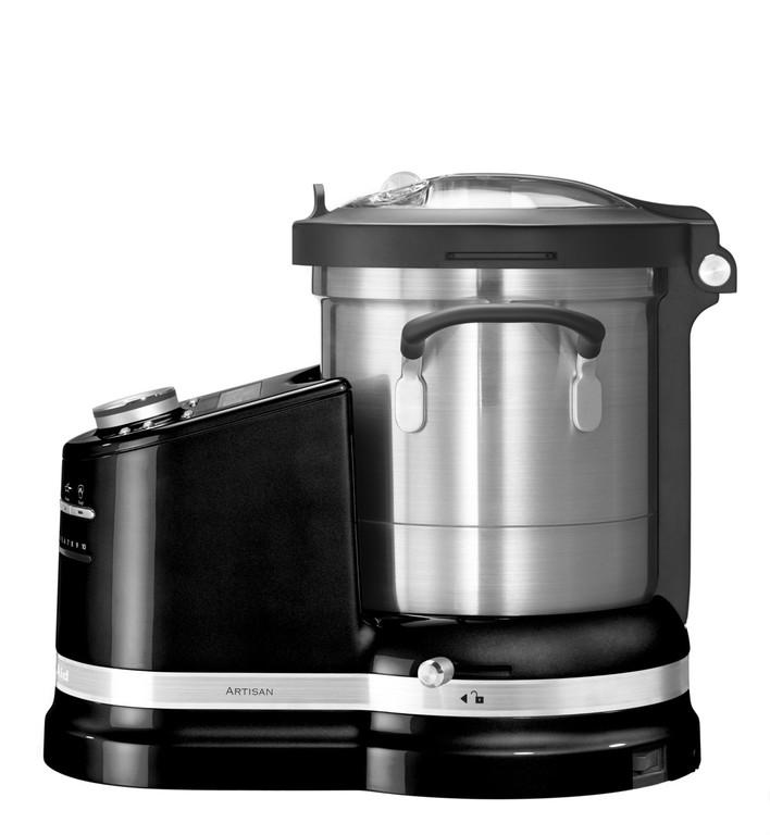 Кулинарный процессор KitchenAid Artisan, объем 4,5 л, черный KitchenAid 5KCF0103EОВ фото 4