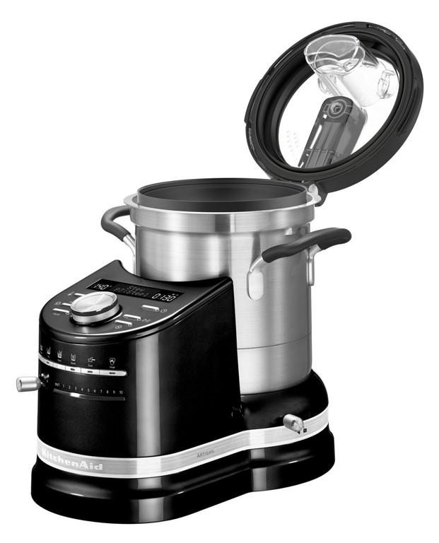 Кулинарный процессор KitchenAid Artisan, объем 4,5 л, черный KitchenAid 5KCF0103EОВ фото 2