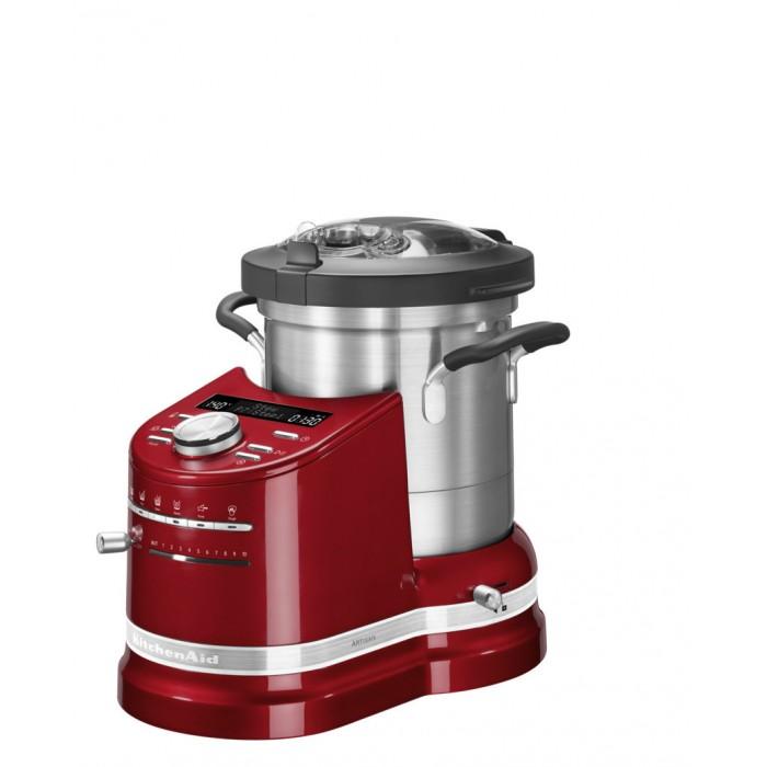 Онлайн каталог PROMENU: Кулинарный процессор KitchenAid Artisan, объем 4,5 л, красный KitchenAid 5KCF0103EER