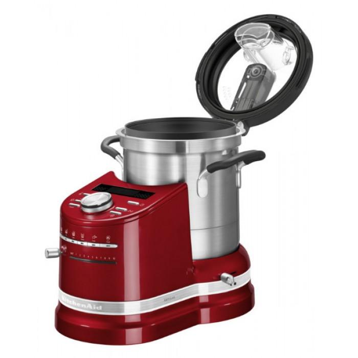 Кулинарный процессор KitchenAid Artisan, объем 4,5 л, красный KitchenAid 5KCF0103EER фото 4