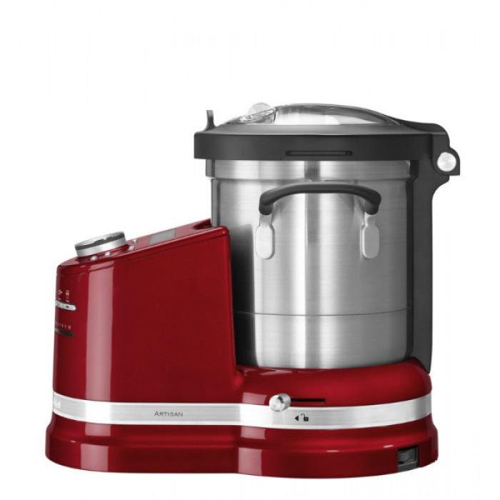 Кулинарный процессор KitchenAid Artisan, объем 4,5 л, красный KitchenAid 5KCF0103EER фото 2