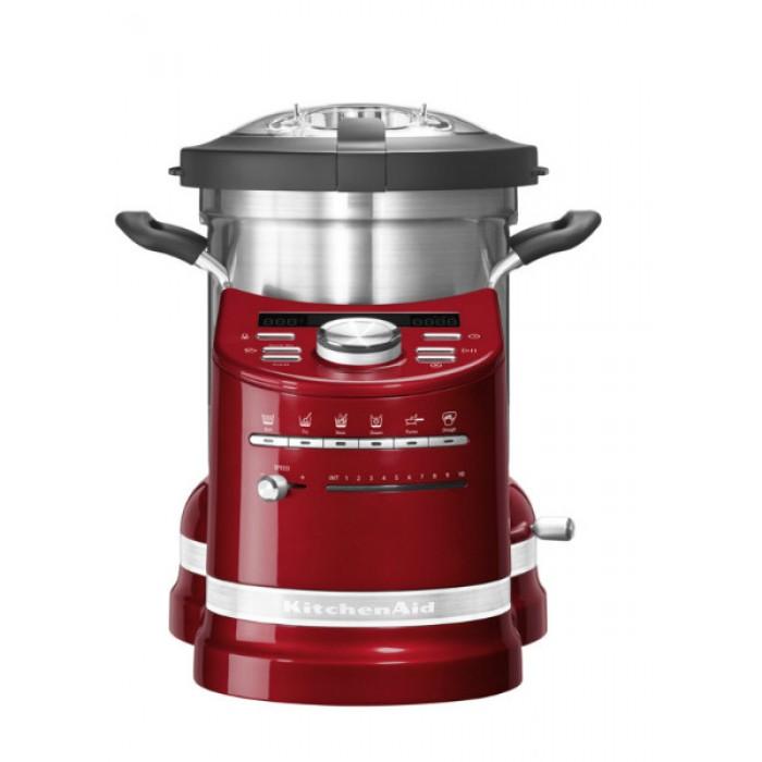 Кулинарный процессор KitchenAid Artisan, объем 4,5 л, красный KitchenAid 5KCF0103EER фото 1
