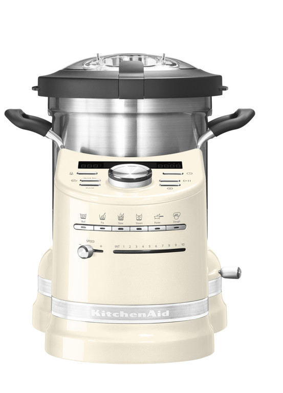 Кулинарный процессор Artisan, 4,5л KitchenAid  Кремовый (5KCF0103EАС) KitchenAid 5KCF0103EАС фото 4