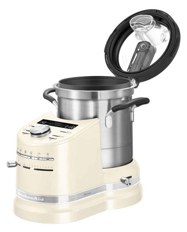 Кулинарный процессор Artisan, 4,5л KitchenAid  Кремовый (5KCF0103EАС) KitchenAid 5KCF0103EАС фото 1