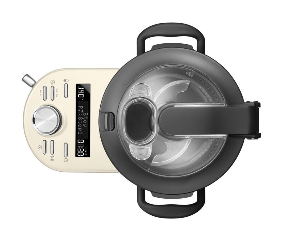 Кулинарный процессор Artisan, 4,5л KitchenAid  Кремовый (5KCF0103EАС) KitchenAid 5KCF0103EАС фото 2