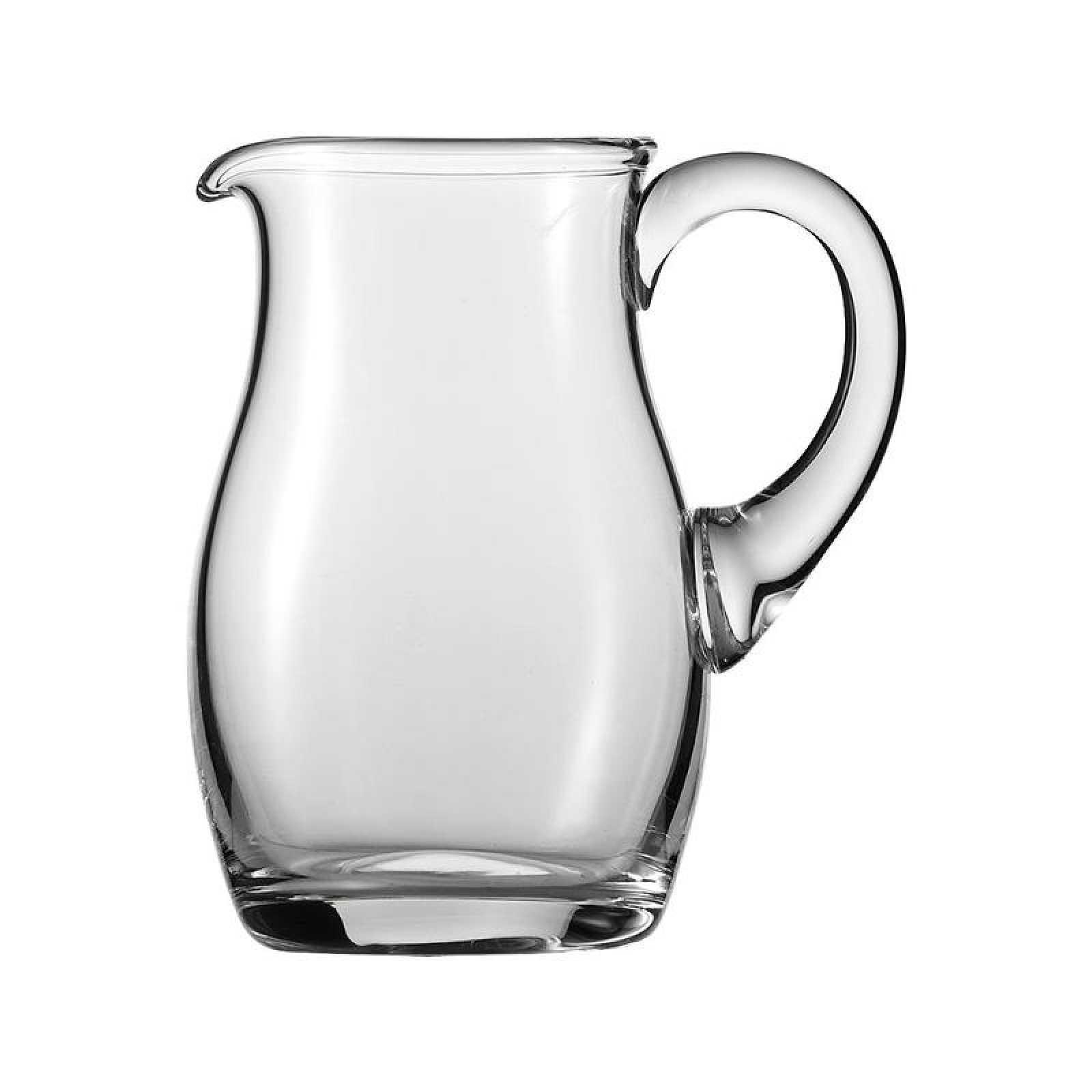 Онлайн каталог PROMENU: Кувшин хрустальный Schott Zwiesel BISTRO, объем 0,25 л, прозрачный Schott Zwiesel 400045