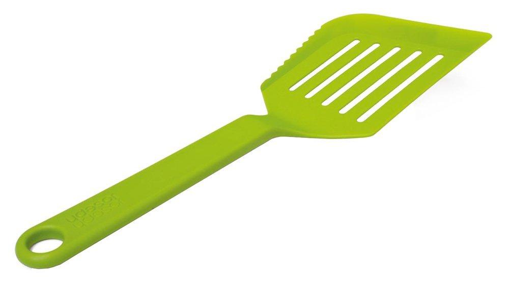 Онлайн каталог PROMENU: Лопатка для жарки с заостренным краем Joseph Joseph jumbo, 36x12x3,5 см, зеленый Joseph Joseph 10051