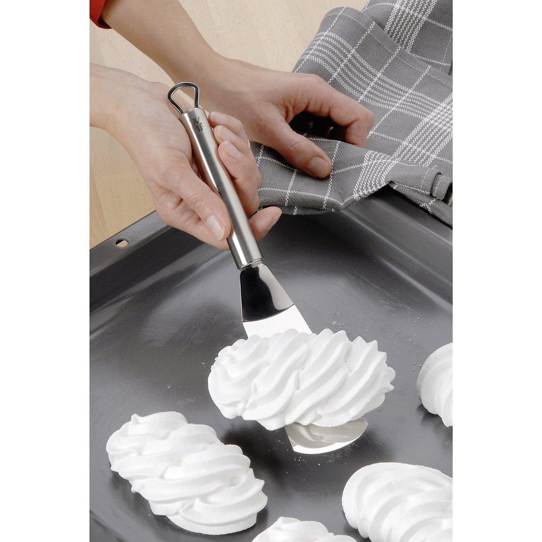 Лопатка кухонная WMF PROFI PLUS, длина 28,5 см, серебристый WMF 18 7133 6030 фото 1