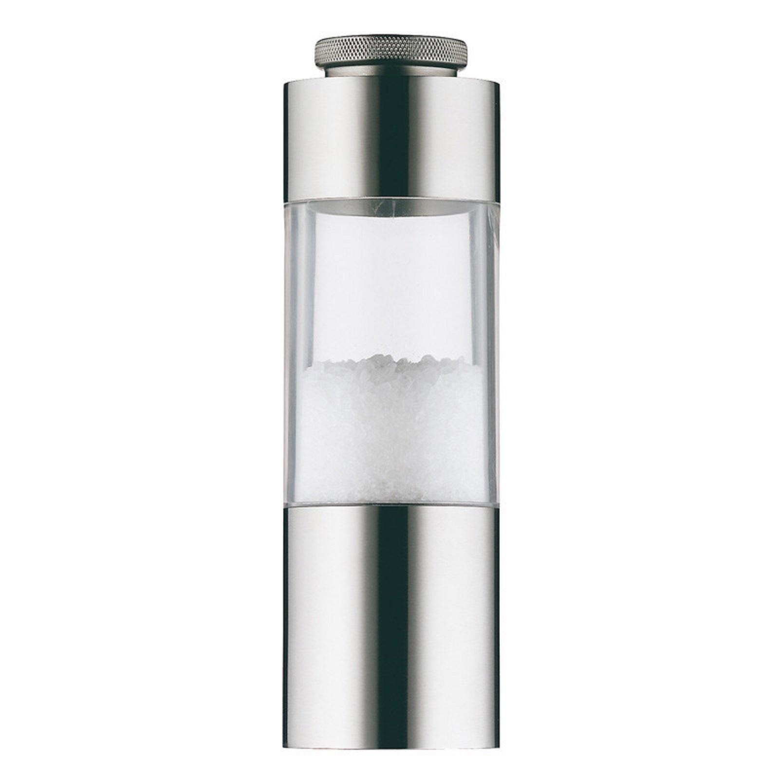 Онлайн каталог PROMENU: Мельница для соли WMF CERAMILL, высота 16 см, серебристый WMF 06 5467 6040