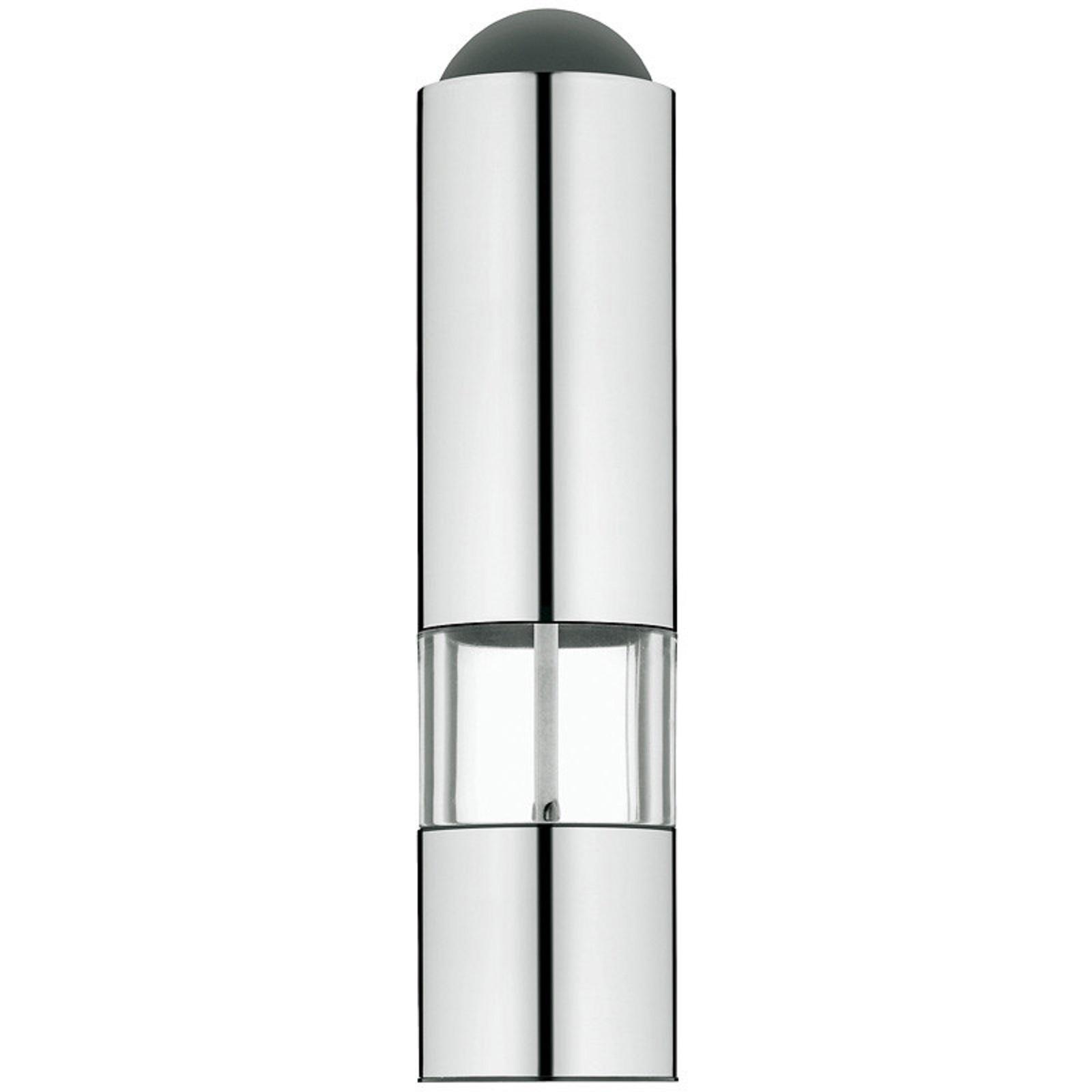 Онлайн каталог PROMENU: Мельница электрическая для соли WMF CERAMILL, высота 21 см, серебристый WMF 06 6730 6030