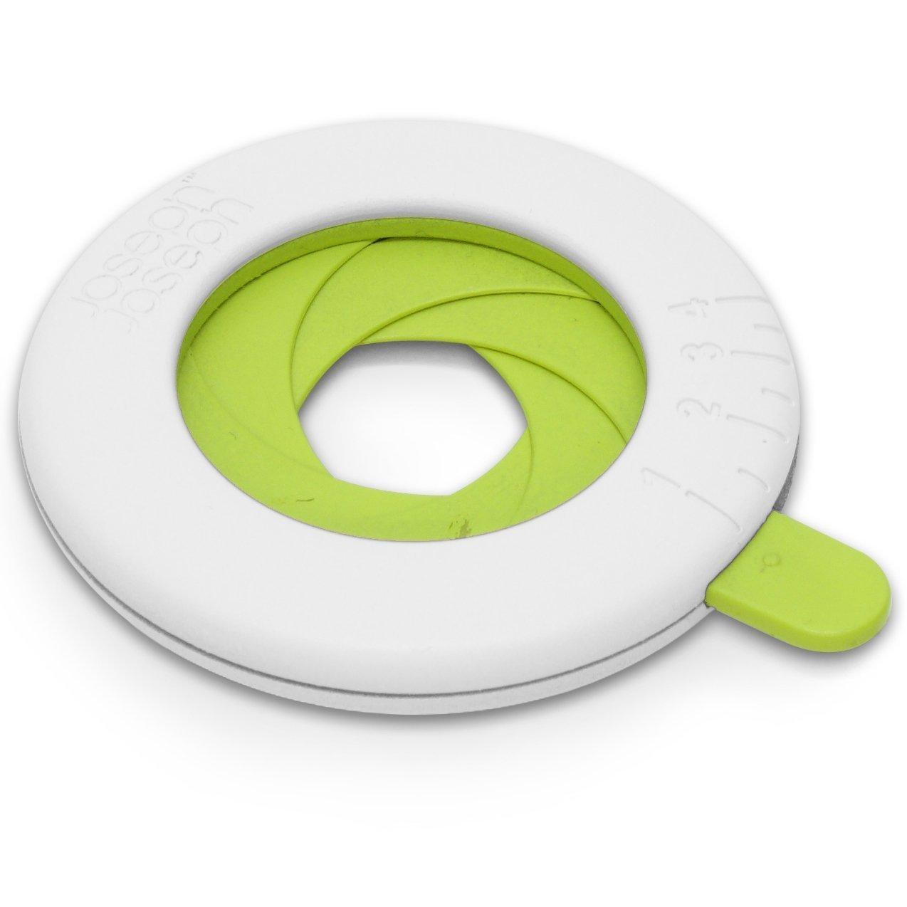 Онлайн каталог PROMENU: Мера для спагетти Joseph Joseph, 8x9x1 см, бело-зеленый Joseph Joseph SPMW012HC