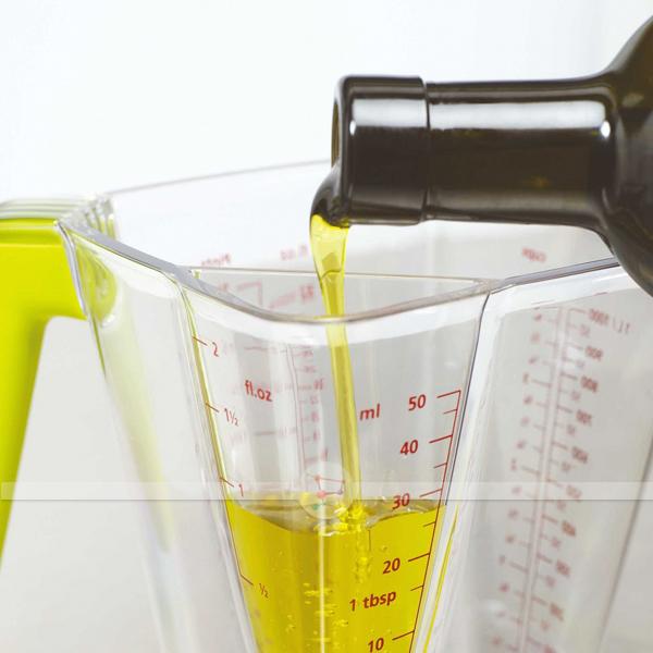 Мерный стакан с делениями 2 в 1 Joseph Joseph, объем 1 л, зеленый Joseph Joseph 40067 фото 3