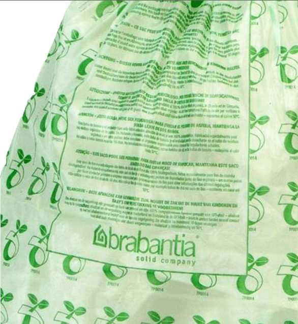 Мешки для мусора Brabantia 10/12 л, 10 шт. Brabantia 419782 фото 3