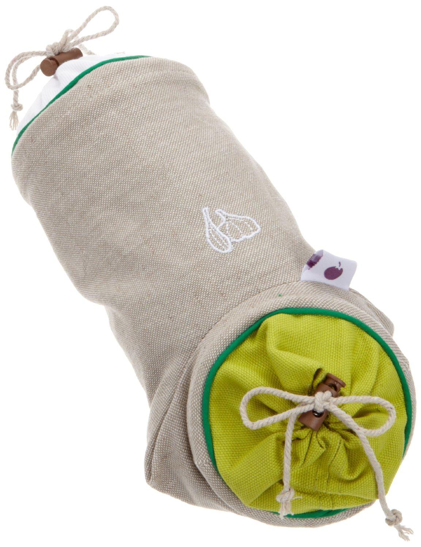 Онлайн каталог PROMENU: Мешочек для чеснока Mastrad, 23x14x1,6 см, зеленый Mastrad F93362