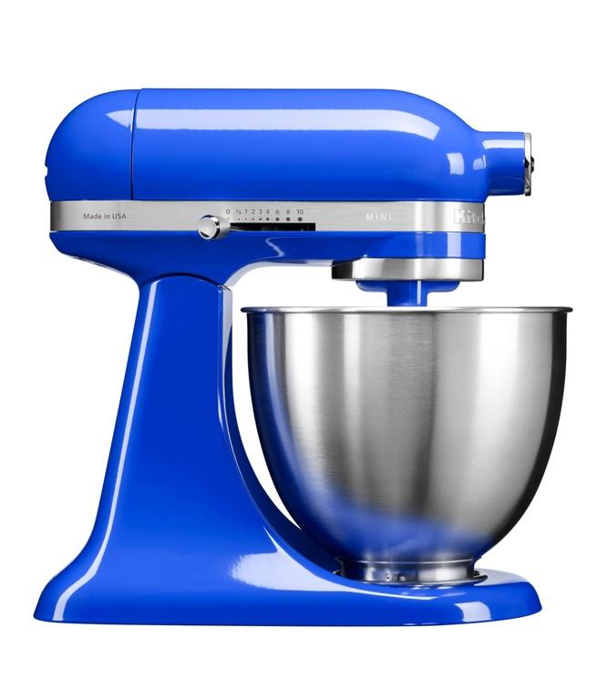 Онлайн каталог PROMENU: Миксер планетарный KitchenAid Artisan, мини-чаша 3,3 л, синие сумерки                  KitchenAid 5KSM3311XETB