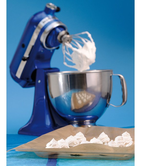 Миксер планетарный KitchenAid Artisan, объем чаши 4,83 л, голубой электрик KitchenAid 5KSM150PSEEB фото 1
