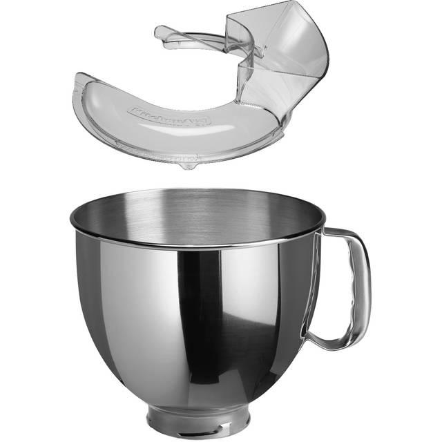 Миксер планетарный KitchenAid Artisan, объем чаши 4,83 л, красная империя KitchenAid 5KSM150PSEER фото 2