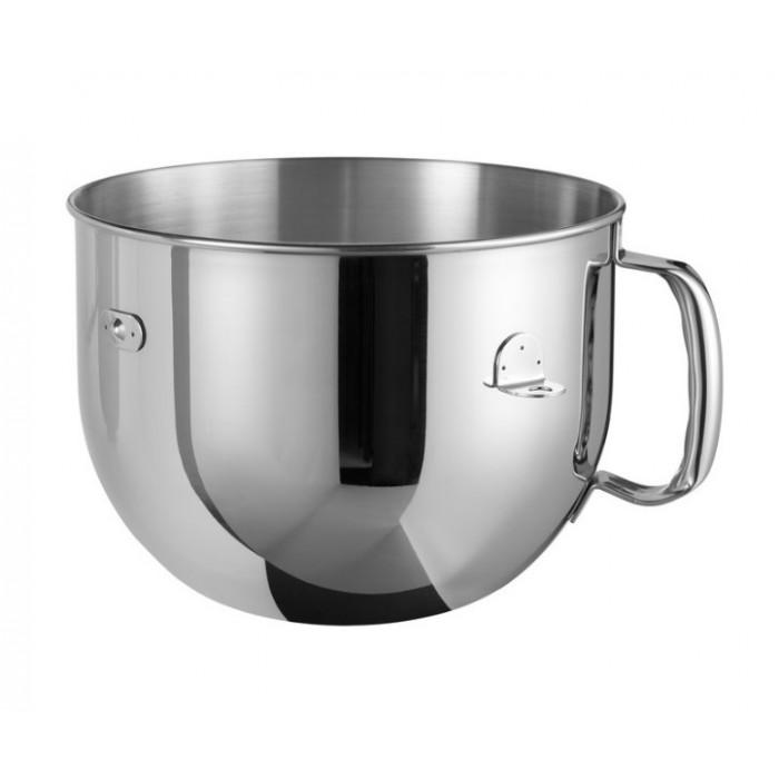 Миксер планетарный KitchenAid Artisan, объем чаши 6,9 л, кремовый KitchenAid 5KSM7580XEAC фото 2