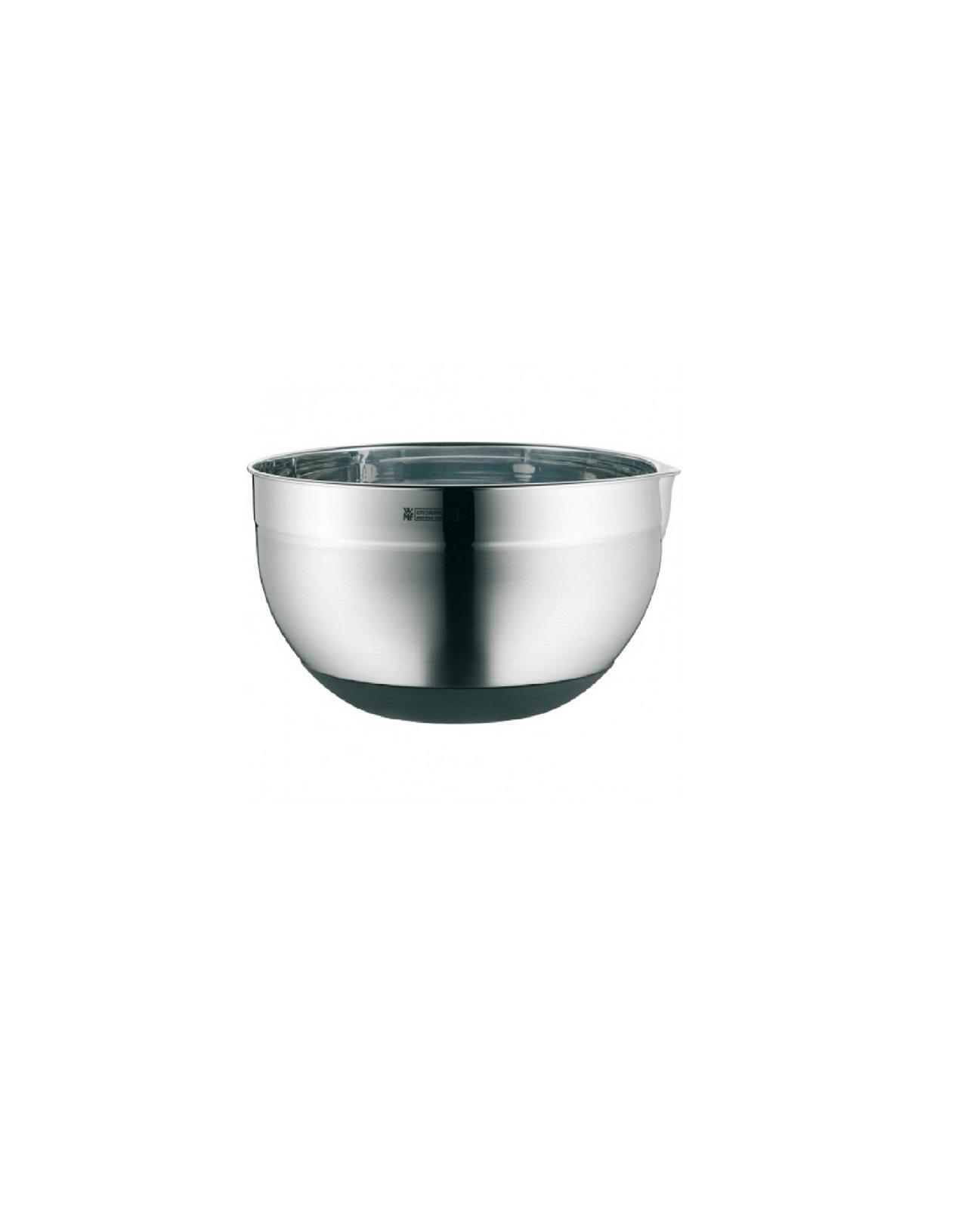 Миска WMF FOOD PREP AND STORAGE, диаметр 24 см, серебристый WMF 06 4660 6030 фото 1