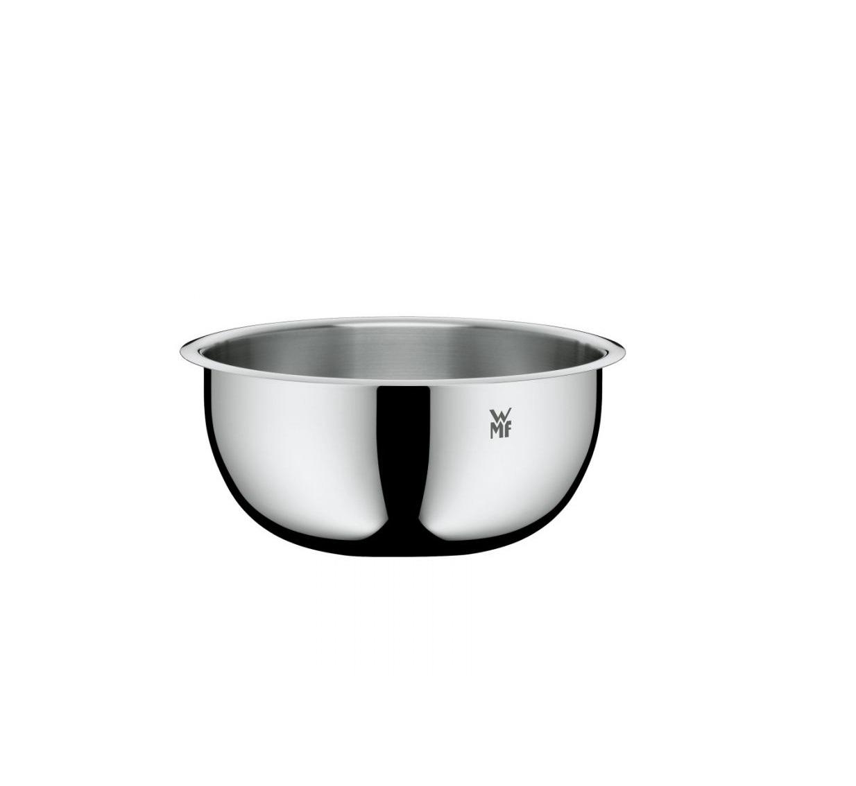 Миска WMF, диаметр 28 см, объем 5,5 л, серебристый WMF 06 4563 6030 фото 1