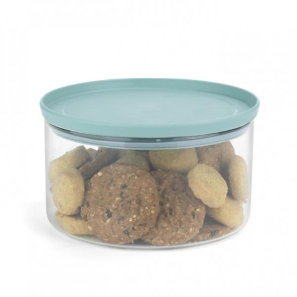 Модульная стеклянная банка для сыпучих продуктов Brabantia, объем 2,5 л Brabantia 110641 фото 1