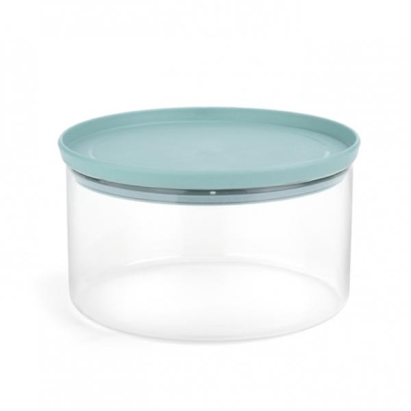 Онлайн каталог PROMENU: Модульная стеклянная банка для сыпучих продуктов Brabantia, объем 2,5 л Brabantia 110641