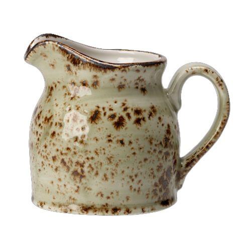 Онлайн каталог PROMENU: Молочник фарфоровый Steelite CRAFT GREEN, объем 0,15 л, зеленый Steelite 11310387
