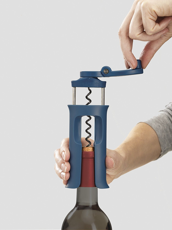 Набор: винтовой штопор и открывалка с магнитом Joseph Joseph BARWARE, синий, 2 предмета Joseph Joseph 20091 фото 4