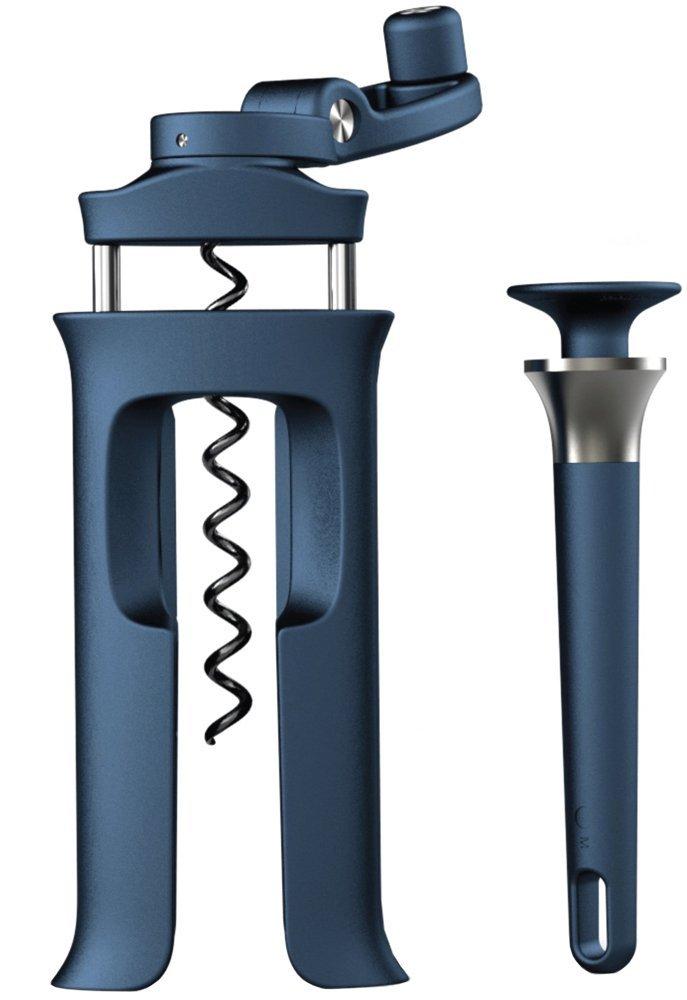 Набор: винтовой штопор и открывалка с магнитом Joseph Joseph BARWARE, синий, 2 предмета Joseph Joseph 20091 фото 1