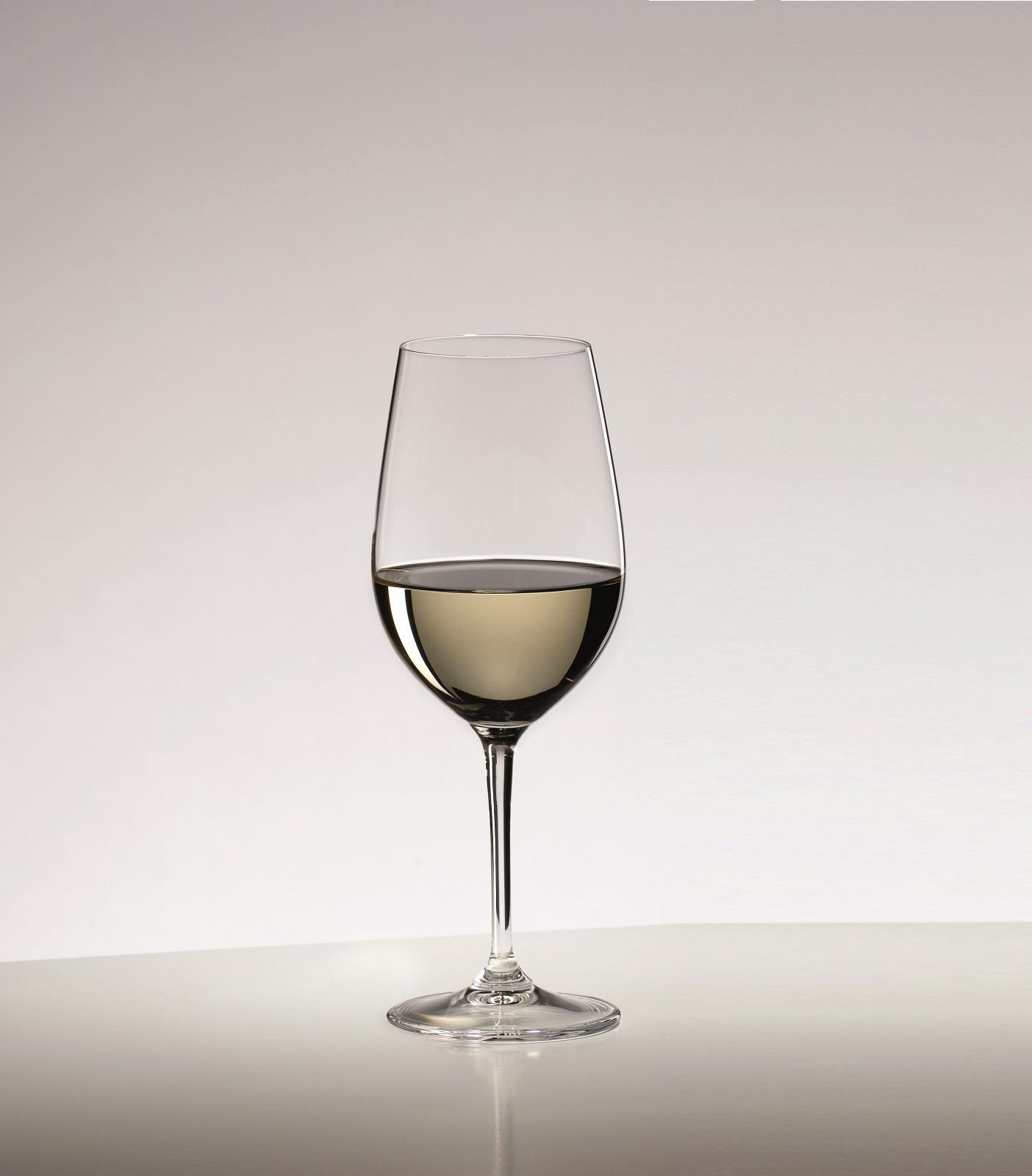 Набор бокалов для вина_Zinfandel/Riesling Riedel Vinum, объем 0,4 л, прозрачный, 2 штуки Riedel 6416/15 фото 2