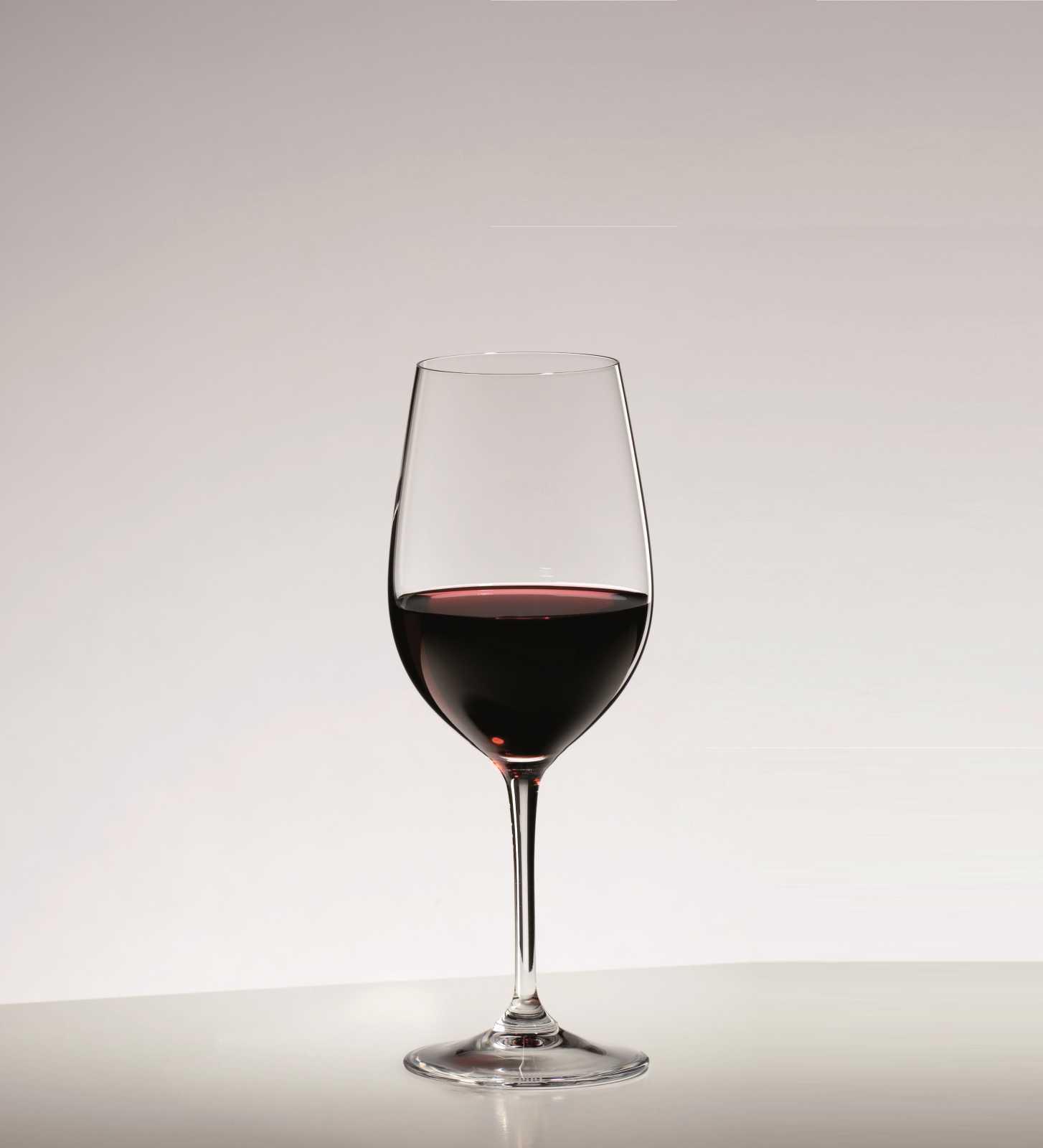 Набор бокалов для вина_Zinfandel/Riesling Riedel Vinum, объем 0,4 л, прозрачный, 2 штуки Riedel 6416/15 фото 3